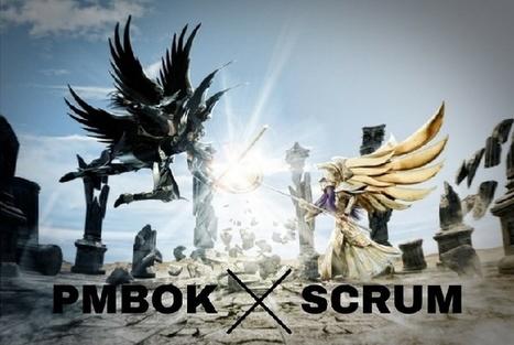 PMBOK vs SCRUM: Lucha de Titanes | Personas y organizaciones | Scoop.it