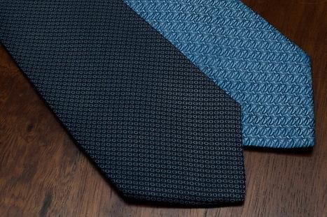 La fabrication française d'une cravate en soie - Monsieur Faustin | Actualités Monsieurfaustin | Scoop.it