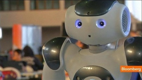 The Most Incredible Robots of 2012: Video | Mechanical Engineering | Scoop.it