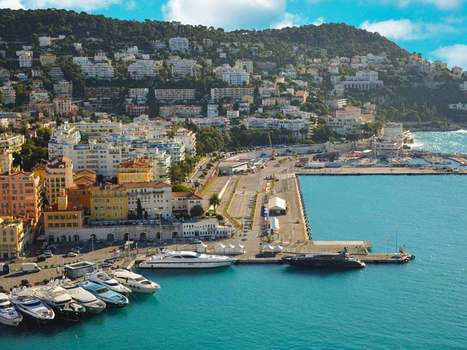 Traveller's Guide: French Riviera - The Independent | Decoupage | Scoop.it