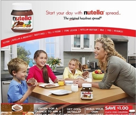 San Diego Mom Wins $3million Class-Action Lawsuit Against Nutella | Beyond the Smoke Screen | Scoop.it