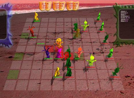 WebGL Game – Slime Tribe | WebGL Gaming | Scoop.it