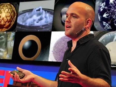 Making sound visible through cymatics | Claire Sistach | Scoop.it