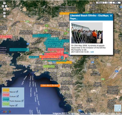 Mapa innovació social | Barris i Crisi | Social innovation & changemaking | Scoop.it