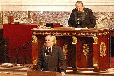 La Séparation - 81 mn -  Film de François Hanss - LCP - Assemblée nationale - 2005   documentaires   Scoop.it