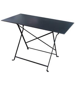 Dadra mesas plegables de hierro exterior host - Mesas plegables exterior ...
