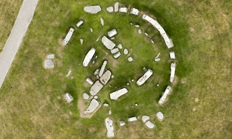 Dry spell at Stonehenge reveals secret that has eluded archaeologists | Mégalithismes | Scoop.it