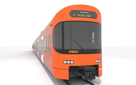 Stadler to supply new Bern S-Bahn trains   EricJ 's Railway Topics   Scoop.it