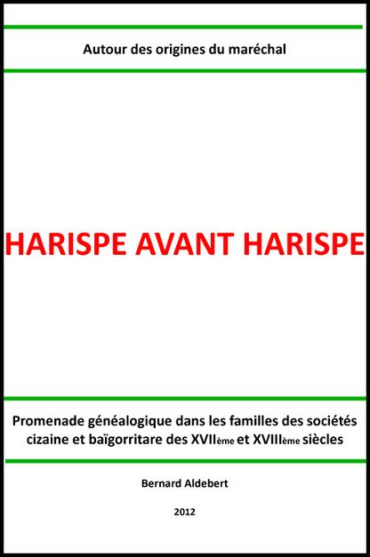 Généalogies de Cize et Baïgorry autour des Harispe - Gen&O | Généalogie en Pyrénées-Atlantiques | Scoop.it