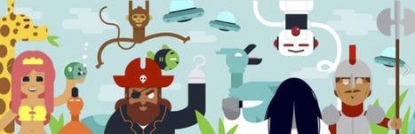 Le jeu du cadavre exquis réinventé pour la lecture et l'écriture à l'école | Ressources pour les TICE en primaire | Scoop.it