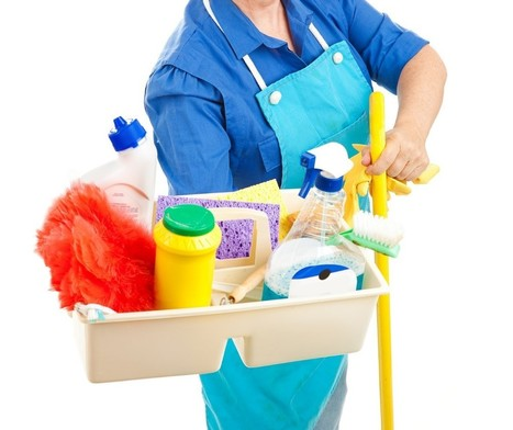 How to Impress your Commercial Cleaning Clients and Earn Referrals | HJS Supply Company | Scoop.it