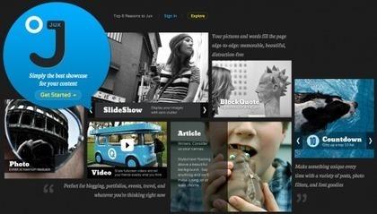 Showcasing Content with Jux   Historia e Tecnologia   Scoop.it