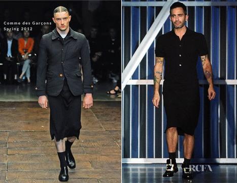Marc Jacobs Loves His Comme des Garçons Dresses | COMME des | Scoop.it