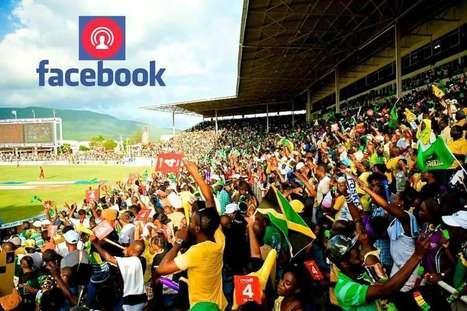 Facebook Live set to broadcast CPL T20 games | SportonRadio | Scoop.it