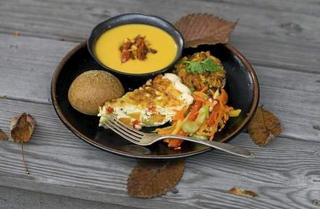 Some Thanksgiving meals include vegan foods, gluten-free pies | @FoodMeditations Time | Scoop.it