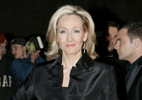 JK Rowling pays tribute to Edinburgh people for respecting her privacy - Features - Scotsman.com | Today's Edinburgh News | Scoop.it