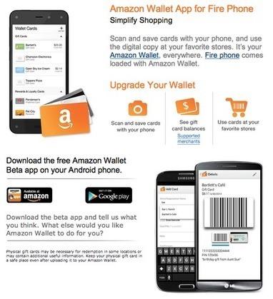 Amazon prévoit de sortir un lecteur de carte de crédit pour smartphone ? - servicesmobiles.fr | Mobile -TO_IN store | Scoop.it