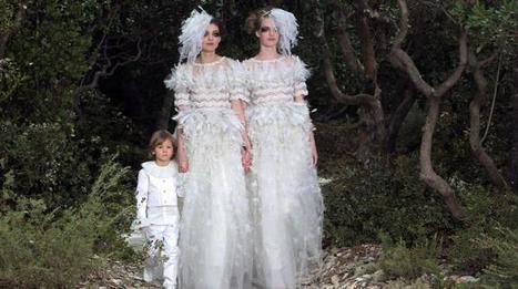 Adozioni gay: Lagerfeld fa sfilare due donne! | QUEERWORLD! | Scoop.it
