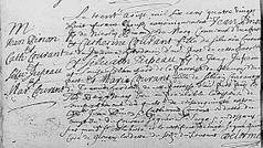 Quatre ancêtres dans le même acte de mariage | Généalogie | Scoop.it