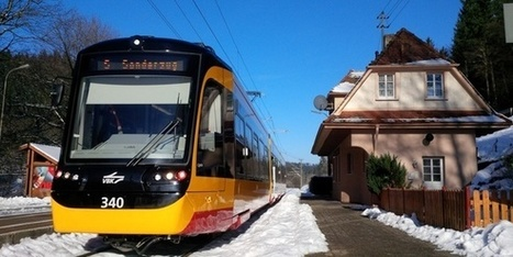 More LRVs for Germany   Médias   Stadler   BelgianRailway   Scoop.it