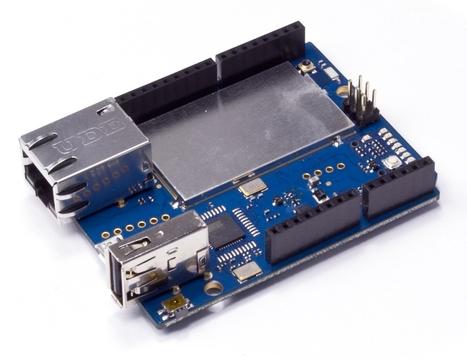 El Nuevo Arduino Yún Combina Arduino + Linux + WiFi | arduino integración | Scoop.it