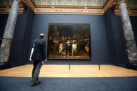 After decade-long transformation, renewed Rijksmuseum revamps the Golden Age | museum arquitecture | Scoop.it