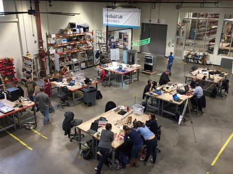Why the Maker Movement Matters: Part 1, the Tools Revolution | Libraries and eLearning | Scoop.it