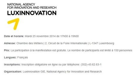 Développement des start-up innovantes - Support, Financement et Success stories | Luxembourg (Europe) | Scoop.it