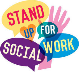 Stand Up for Social Work 2015 | Uni bumped | Scoop.it