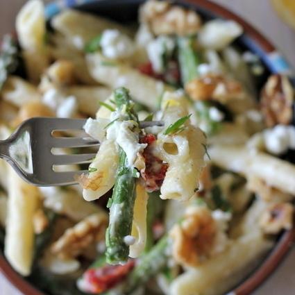 Creamy Meyer Lemon Pasta | Food for Foodies | Scoop.it