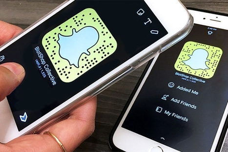 14 Ways to Step up your Snapchat Game   Technology in Business Today   Scoop.it
