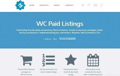 WP Job Manager - WooCommerce Paid Listings | Download Free Full Scripts | fdbg | Scoop.it