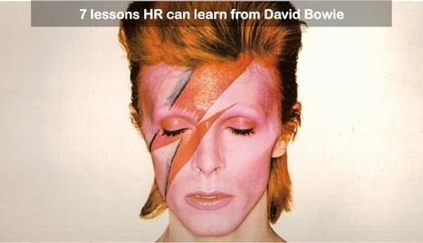 Seven lessons HR can learn from David Bowie | Talent Analytics & The Future of Work | Scoop.it