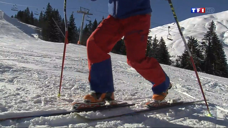 Sports d'hiver d'antan (3/5) : le télémark - TF1 | Renouveau des sports anciens | Scoop.it