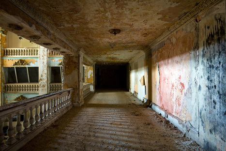 The Kingston Lounge: Waldo Hotel, Clarksburg, WV | Modern Ruins, Decay and Urban Exploration | Scoop.it