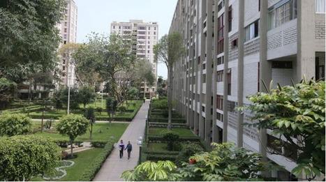 UTOPÍAS construidas. Las unidades vecinales de Lima. Sharif S. Kahatt – ARQA | The Architecture of the City | Scoop.it
