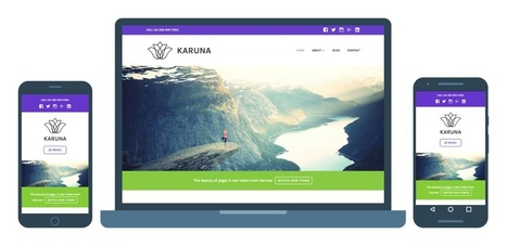 New Theme: Karuna | No God but God Muhammad is the Messenger of Allah | Scoop.it