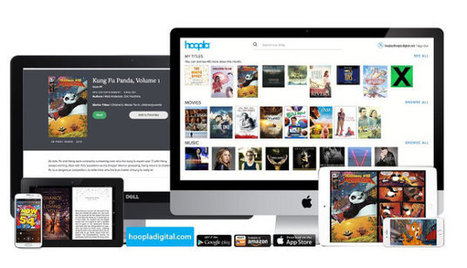 Hoopla signed a deal with the Ingram Content Group | Ebook and Publishing | Scoop.it