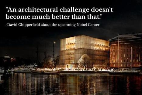 David Chipperfield Architects Berlin wins the Nobel Center architectural competition | Architecture and Architectural Jobs | Scoop.it
