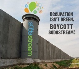 Paris water company won't renew SodaStream deal   Slash's Palestinian and Israeli pages   Scoop.it