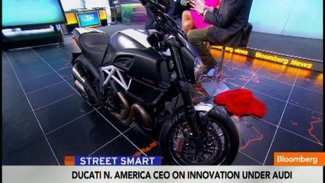 First Look at the New Ducati Diavel: Video | Desmopro News | Scoop.it