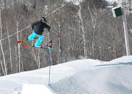 Buzz: Un skieur fait un backflip pendant une avalanche !! (video) | cotentin webradio Buzz,peoples,news ! | Scoop.it