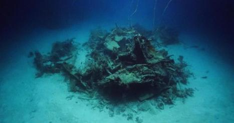 Missing World War II aircraft finally found in the Pacific | ScubaObsessed | Scoop.it