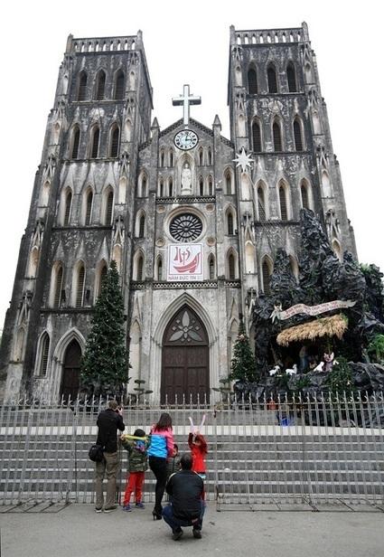 The beautiful churches of Hanoi   Expat Life in Hanoi   Scoop.it