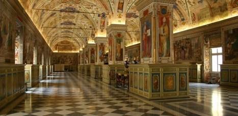 Accord entre la Bibliothèque vaticane et le Qatar ! | Veille, Bibliothèques & Documentation | Scoop.it