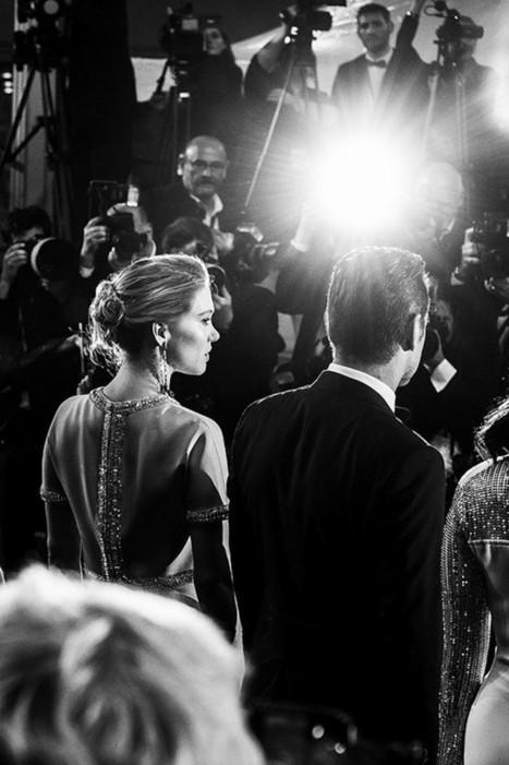 Čiernobiele fotografie z filmového festivalu Cannes 2015 | letom svetom internetom | Scoop.it