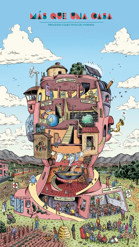 Procesos colectivos de vivienda :: Masqueunacasa | consumo colaborativo | Scoop.it