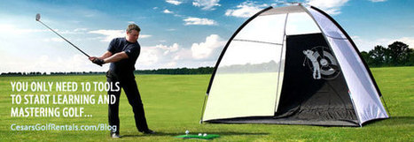 The tools you need to master golf | Golf News and Reviews | Scoop.it