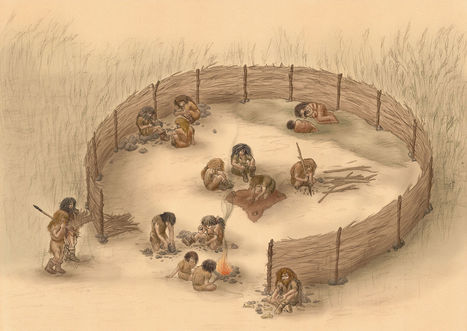Néandertal : si loin, si proche | Aux origines | Scoop.it