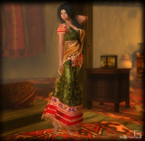 Exotic Spices | @Melroo's Place | Second Life Goodies | Scoop.it